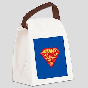 SLCC Hero Canvas Lunch Bag