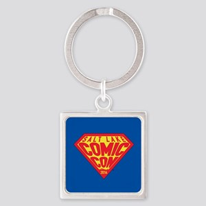 SLCC Hero Square Keychain