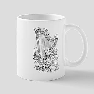 'Practice Room' Mugs