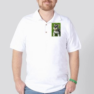 Schnauzer Golf Shirt