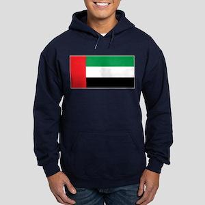 UAE Flag Hoodie (dark)