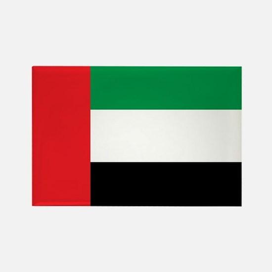 UAE Flag Rectangle Magnet