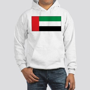 UAE Flag Hooded Sweatshirt