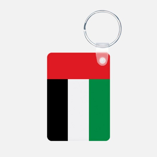 UAE Flag Keychains