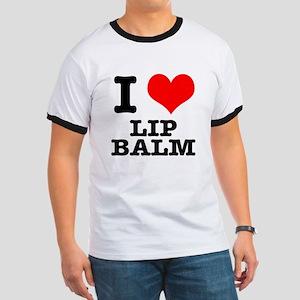 I Heart (Love) Lip Balm Ringer T