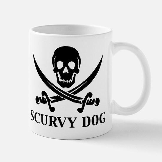 Scurvy Dog Mugs