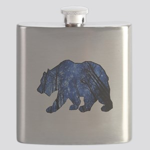 BEAR NIGHTS Flask