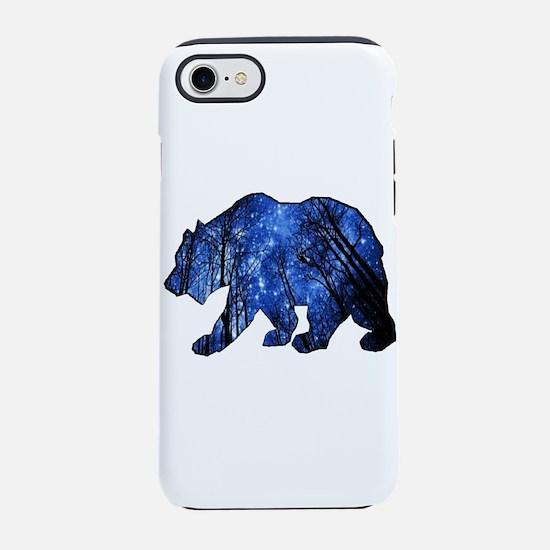 BEAR NIGHTS iPhone 7 Tough Case