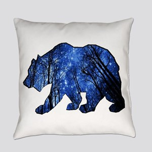 BEAR NIGHTS Everyday Pillow
