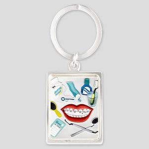 Dentist Keychains