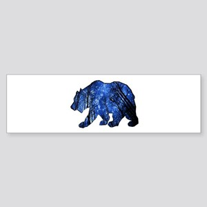 BEAR NIGHTS Bumper Sticker
