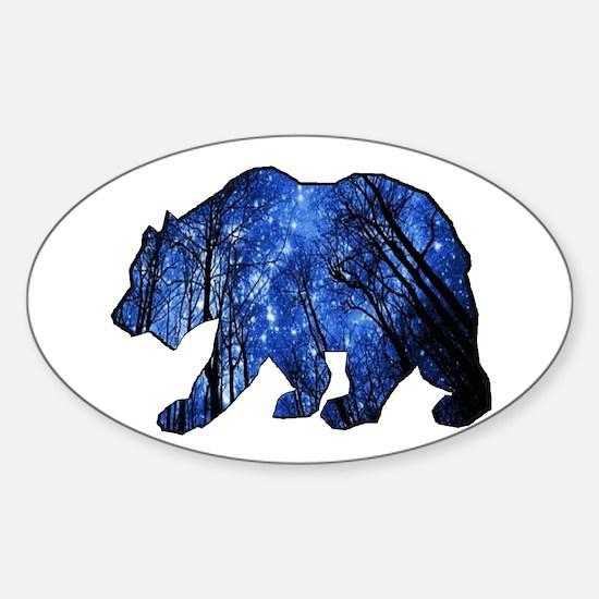BEAR NIGHTS Decal