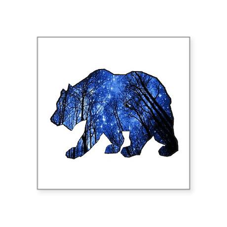BEAR NIGHTS Sticker