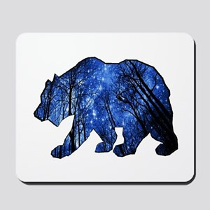 BEAR NIGHTS Mousepad