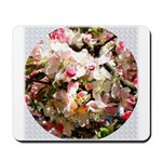 What spring does to cherry trees Mousepad