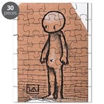 Standing guy Puzzle