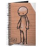Standing guy Journal