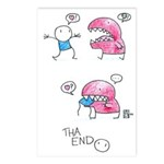 Love Chomped Postcards (Package of 8)