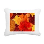 Looks like fall Rectangular Canvas Pillow