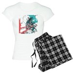 Crazy by Voln Women's Light Pajamas