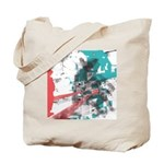 Crazy by Voln Tote Bag