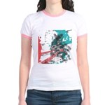 Crazy by Voln Jr. Ringer T-Shirt
