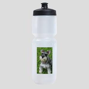 Schnauzer Sports Bottle