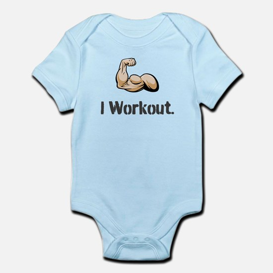 I workout Body Suit