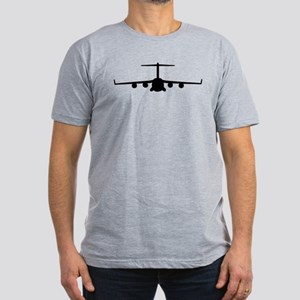 C-17 Men's Fitted T-Shirt (dark)
