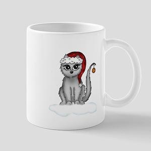 christmas cat Mugs