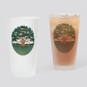 The Wisdom Tree Drinking Glass