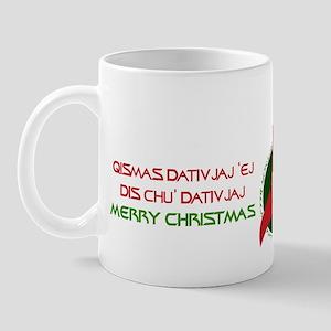 Klingon Christmas Mugs