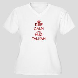Keep Calm and Hug Taliyah Plus Size T-Shirt