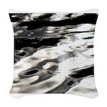 Flow Woven Throw Pillow