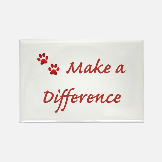 Make a Difference Magnets