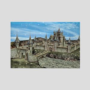 Fairy Tale Castle Magnets