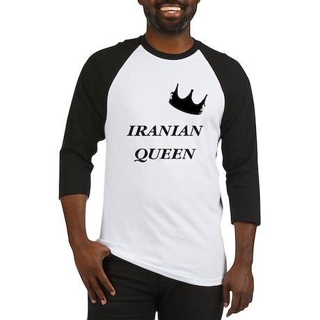 Iranian Queen Baseball Jersey