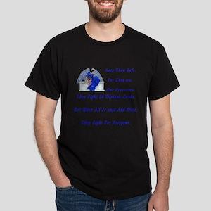 keep them safe Dark T-Shirt