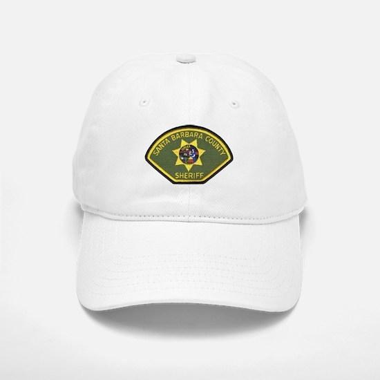 Santa Barbara County Sheriff Baseball Baseball Cap