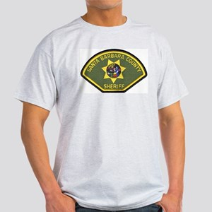 Santa Barbara County Sheriff Light T-Shirt