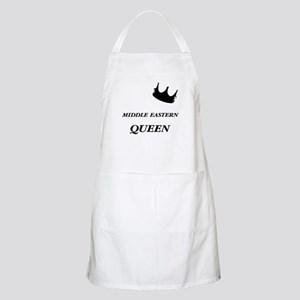 Middle Eastern Queen BBQ Apron