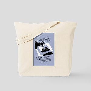 Photo Exibit-WPA Poster-1941-2 Tote Bag
