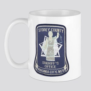 Storey County Sheriff Mug