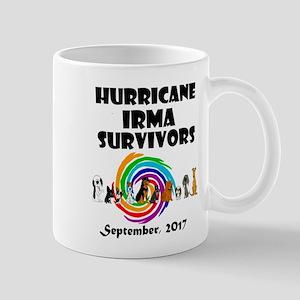 Hurricane Irma Dog Survivors 2017 Mugs