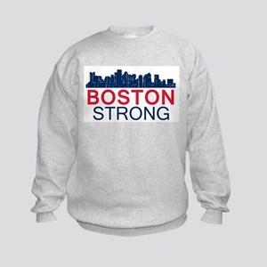 Boston Strong - Skyline Sweatshirt