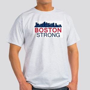 Boston Strong - Skyline T-Shirt