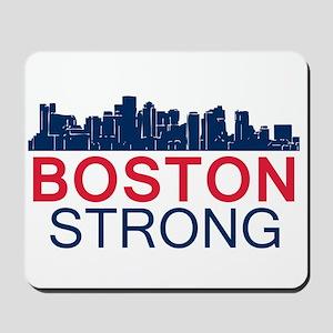 Boston Strong - Skyline Mousepad