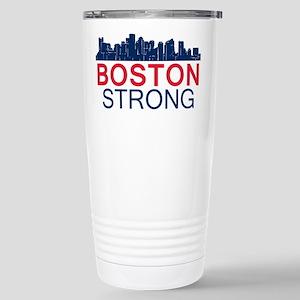 Boston Strong - Skyline Travel Mug