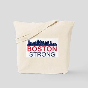 Boston Strong - Skyline Tote Bag