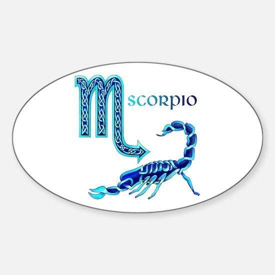 Scorpio Decal